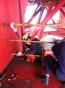 Trabajos Navales Chencho Servicios, Reparaciones